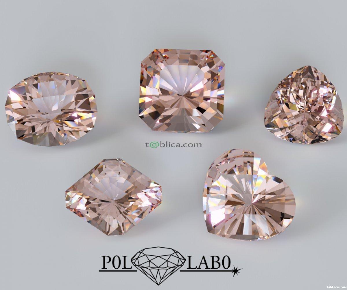 Badanie diamentów i innych kamieni, wycena wartości