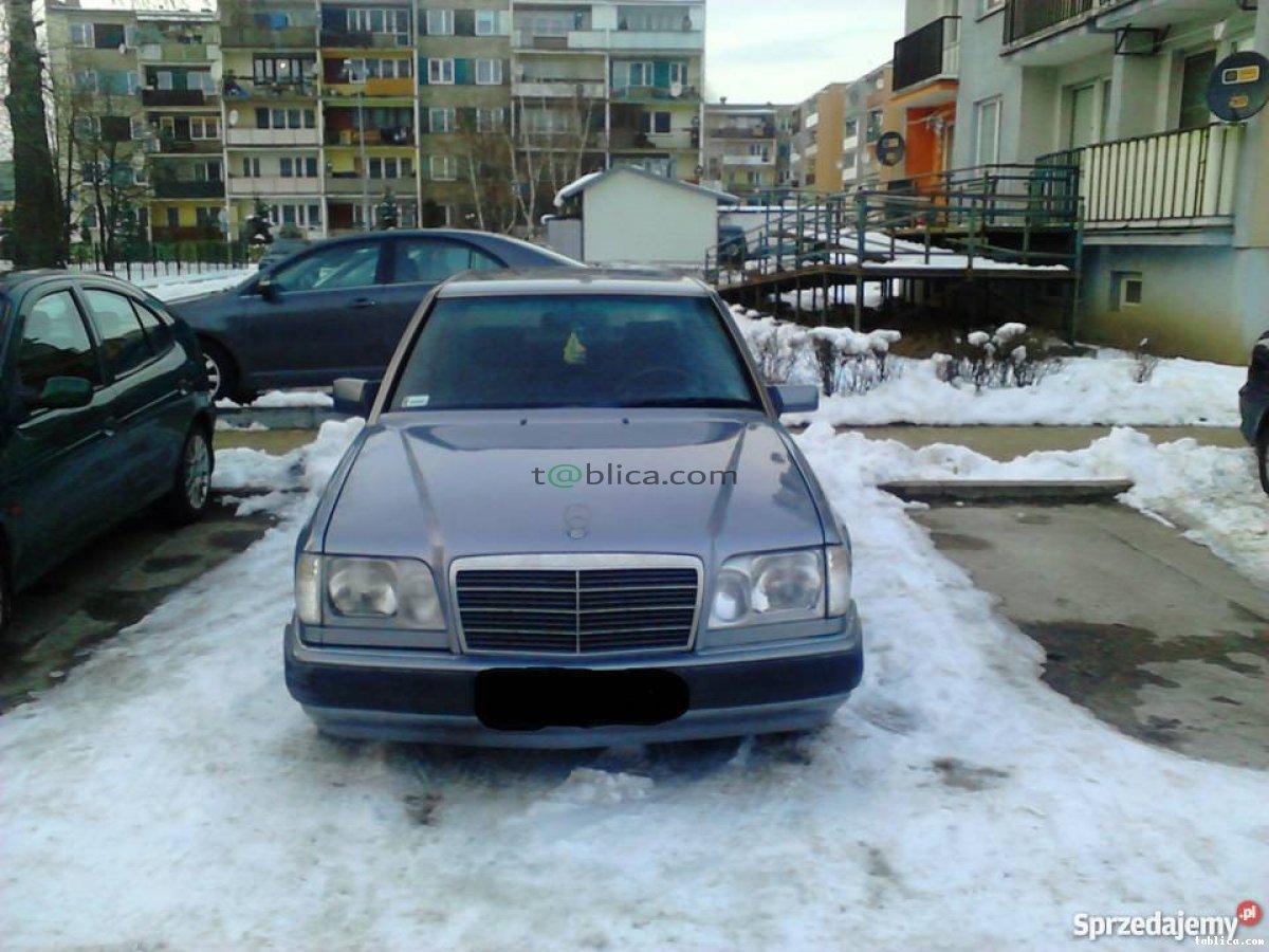 mercedes benz W124 2500D