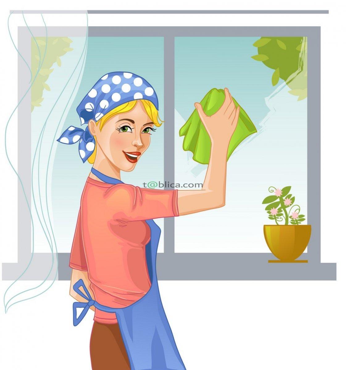 Mycie okien w domach i mieszkaniach prywatnych