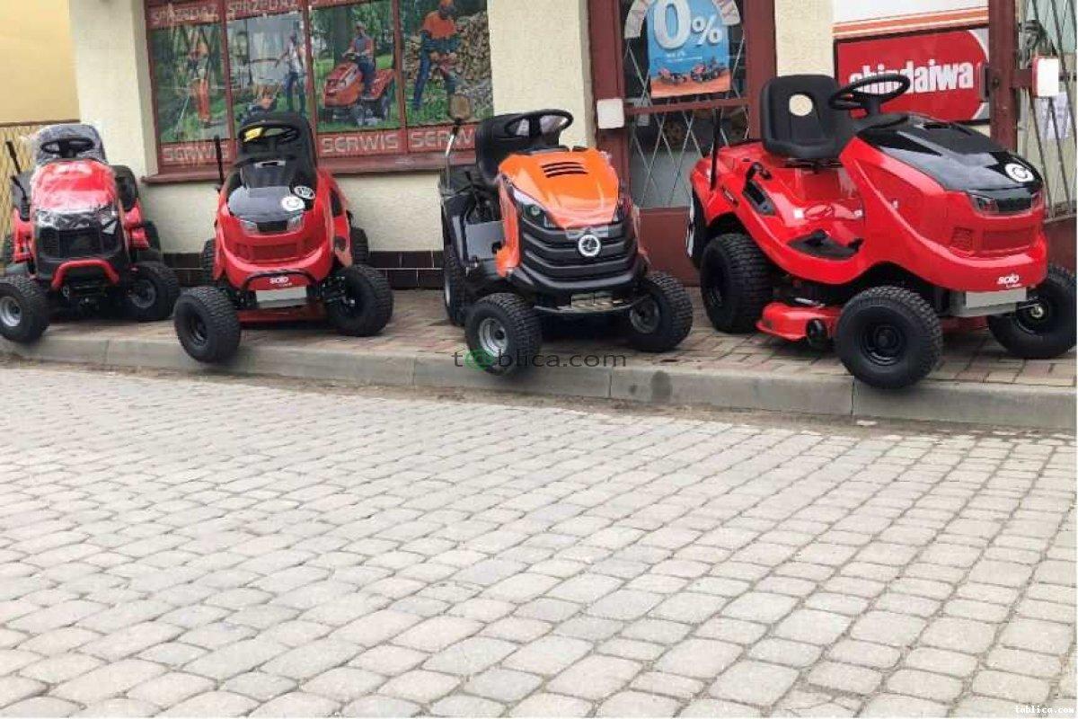 Traktorki, kosiarki, glebogryzarki - Agropoldynow.pl
