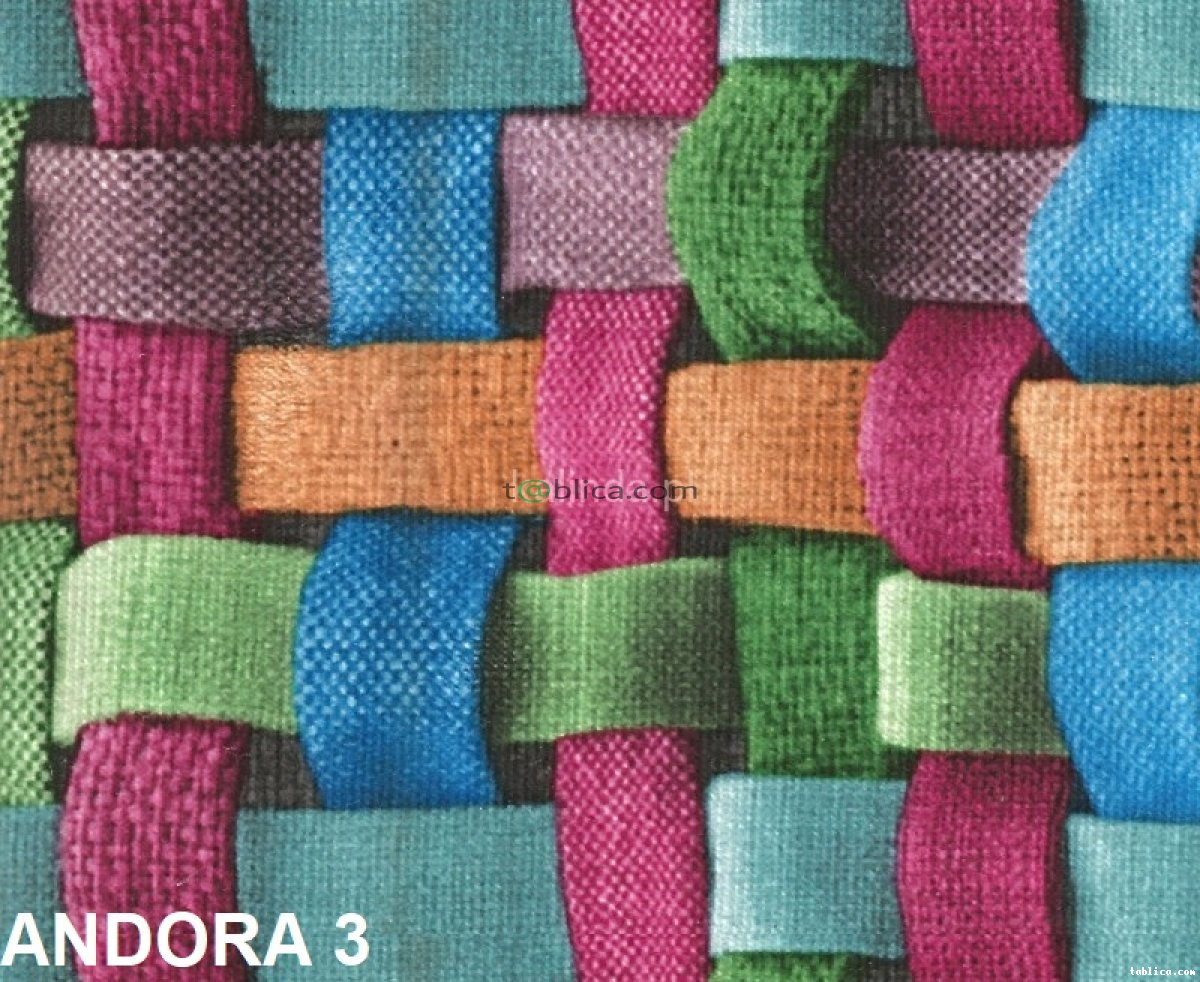 Andora, tkanina obiciowa, meblowa, dekoracyjna
