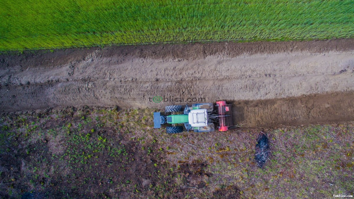 Usuwanie zakrzaczeń, likwidacja plantacji