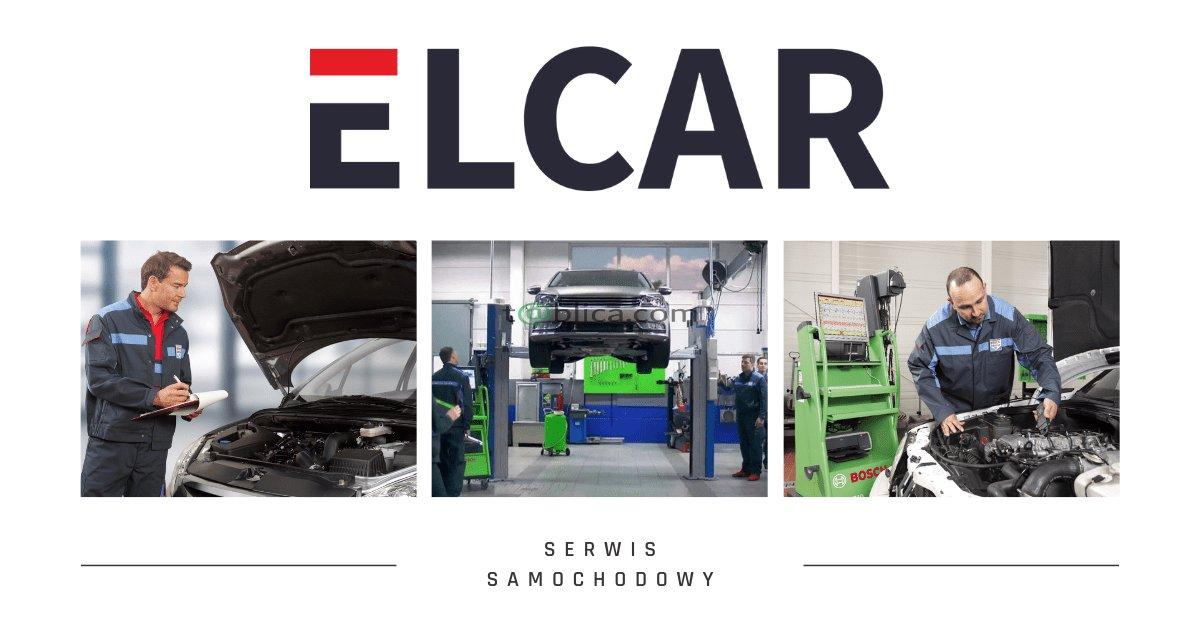 SERWIS SAMOCHODOWY ELCAR - Bosch Car Service ELCAR