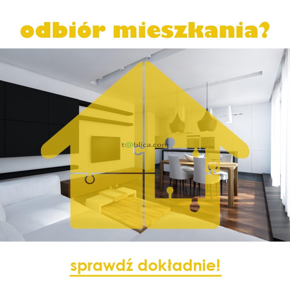 Odbiory mieszkań Kraków Profesjonalna firma!