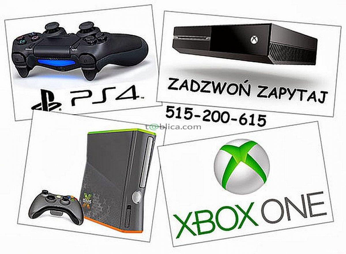Serwis Kosnol,PS4, PS3, XBOX ONE S, Xbox360, rgh, ylod
