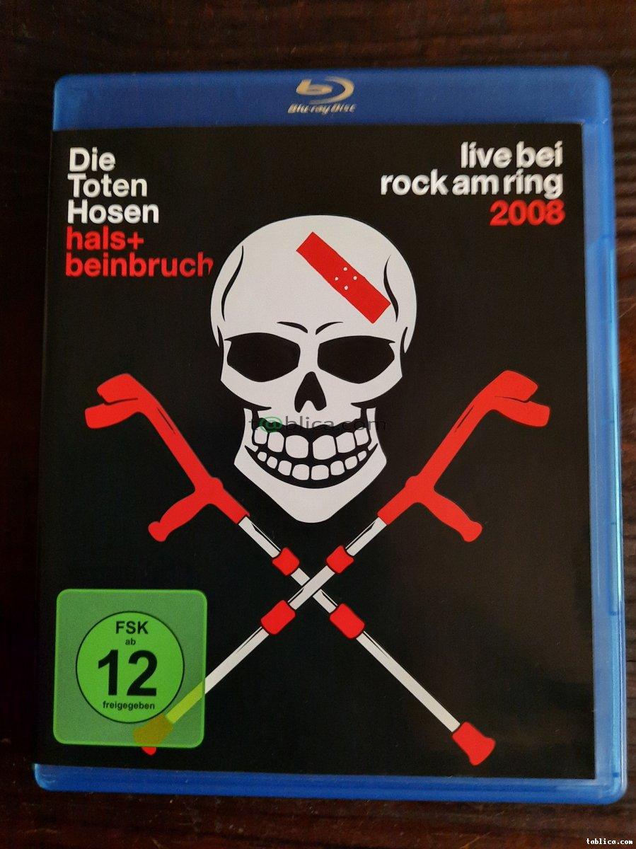 Sprzedam Koncert Album Blu Ray Metalica 3X Płyty Blu R