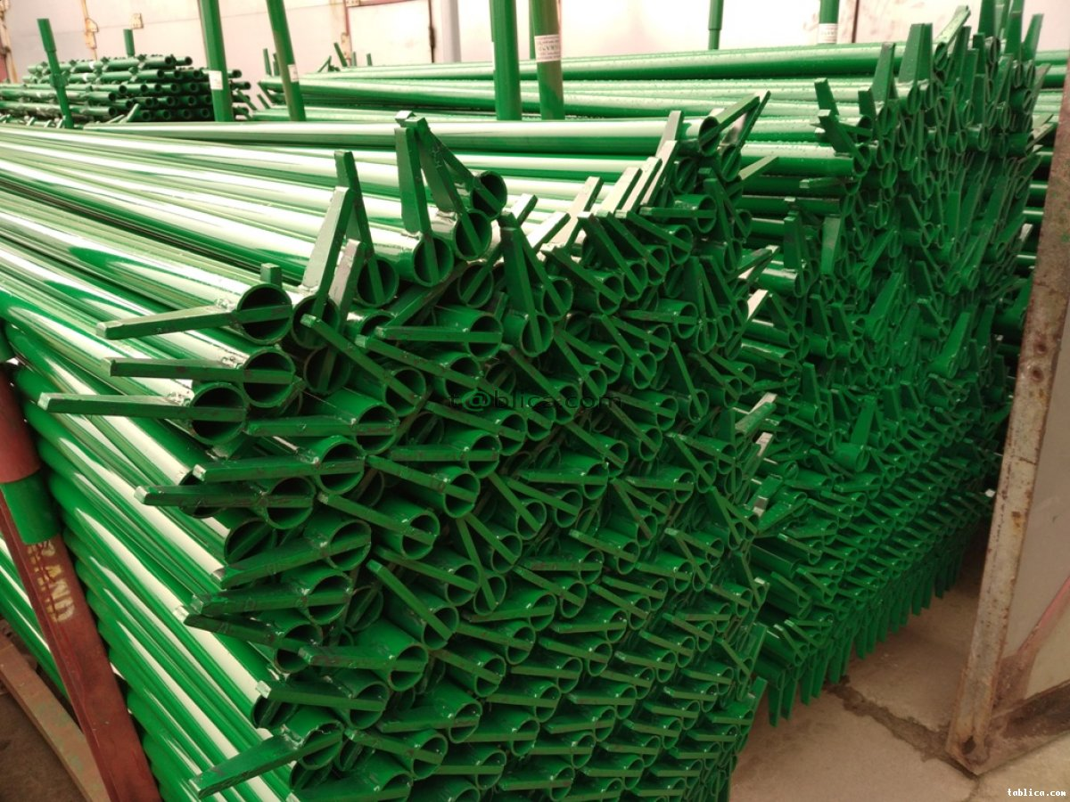Rusztowanie choinkowe klinowe 100m2 podstawa producent