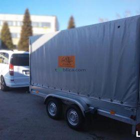 Transport, przeprowadzki, przewóz towarów lekkich, Kat