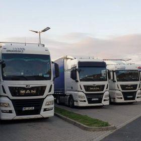 Transport Cieżąrowy Krajowy i Międzynarodowy Spedycja