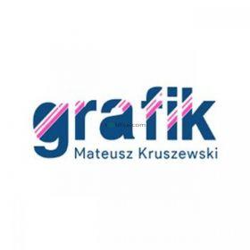 Projektowanie graficzne Grafik Mateusz Kruszewski