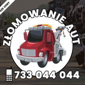Złomowanie samochodów, auto złom Śląsk, Małopolska