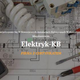 Elektryk KB Usługi Wolne Terminy