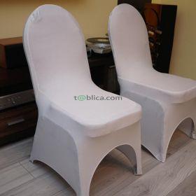 Krzesło bankietowe składane pokrowce na krzesła