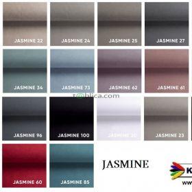 Jasmine materiał obiciowy, meblowy, tapicerski