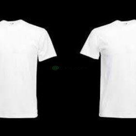 2-Pack T-shirt PREMIUM biały FRUIT of the LOOM