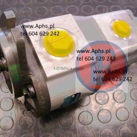 Pompa hydrauliczna do kruszarek i przesiewaczy