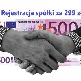 Kompleksowa pomoc w procesie rejestracji spółki z o.o.