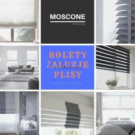 Rolety Kraków - Moscone