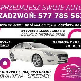 Skup aut / Szybki dojazd do Klienta Cały Śląsk