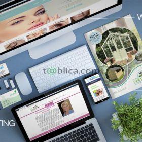 Profesjonalna i efektowna strona lub sklep internetowy