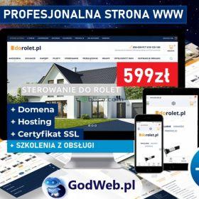 Kompletna Strona internetowa WordPress 599zł