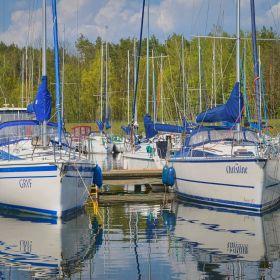 Czartery jachtów na Mazurach - Giżycko