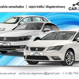 Wypożyczalnia samochodów wynajem aut