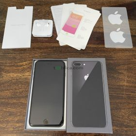 iPhone 8 Plus 64GB Space Grey - idealny stan