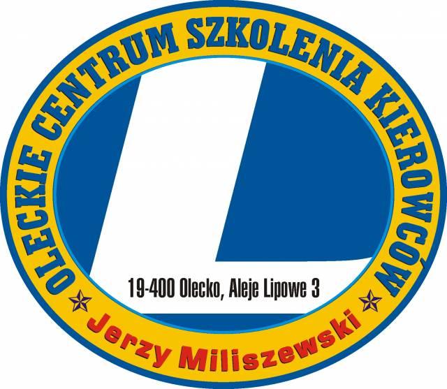 Oleckie Centrum Szkolenia Kierowców Jerzy Miliszewski