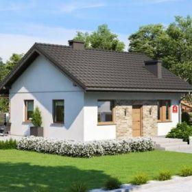 Dom tani w budowie - wybór odpowiedniego projektu